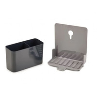 Joseph Joseph Caddy Tower Sink Tidy (Grey)