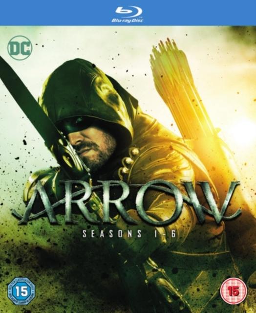 Arrow: The Complete Seasons 1-6 on Blu-ray
