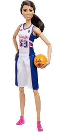 Barbie: Made to Move - Basketball Player Doll (Brunette)