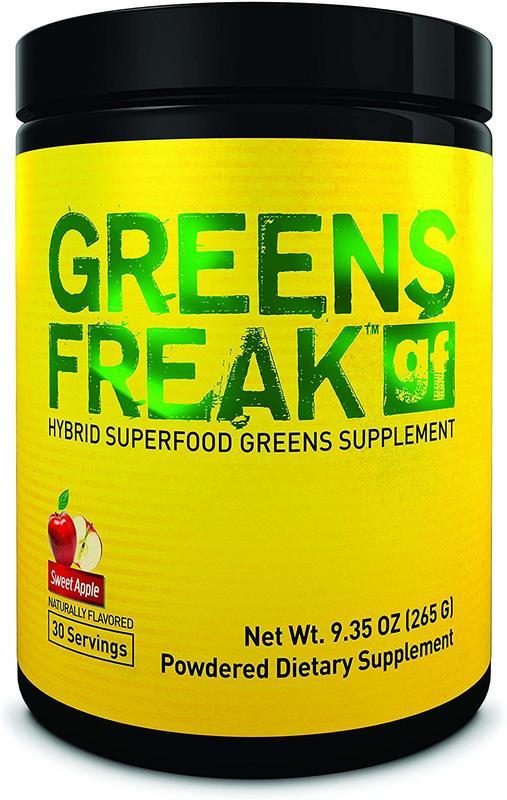 PharmaFreak: Greens Freak - Sweet Apple (265g)