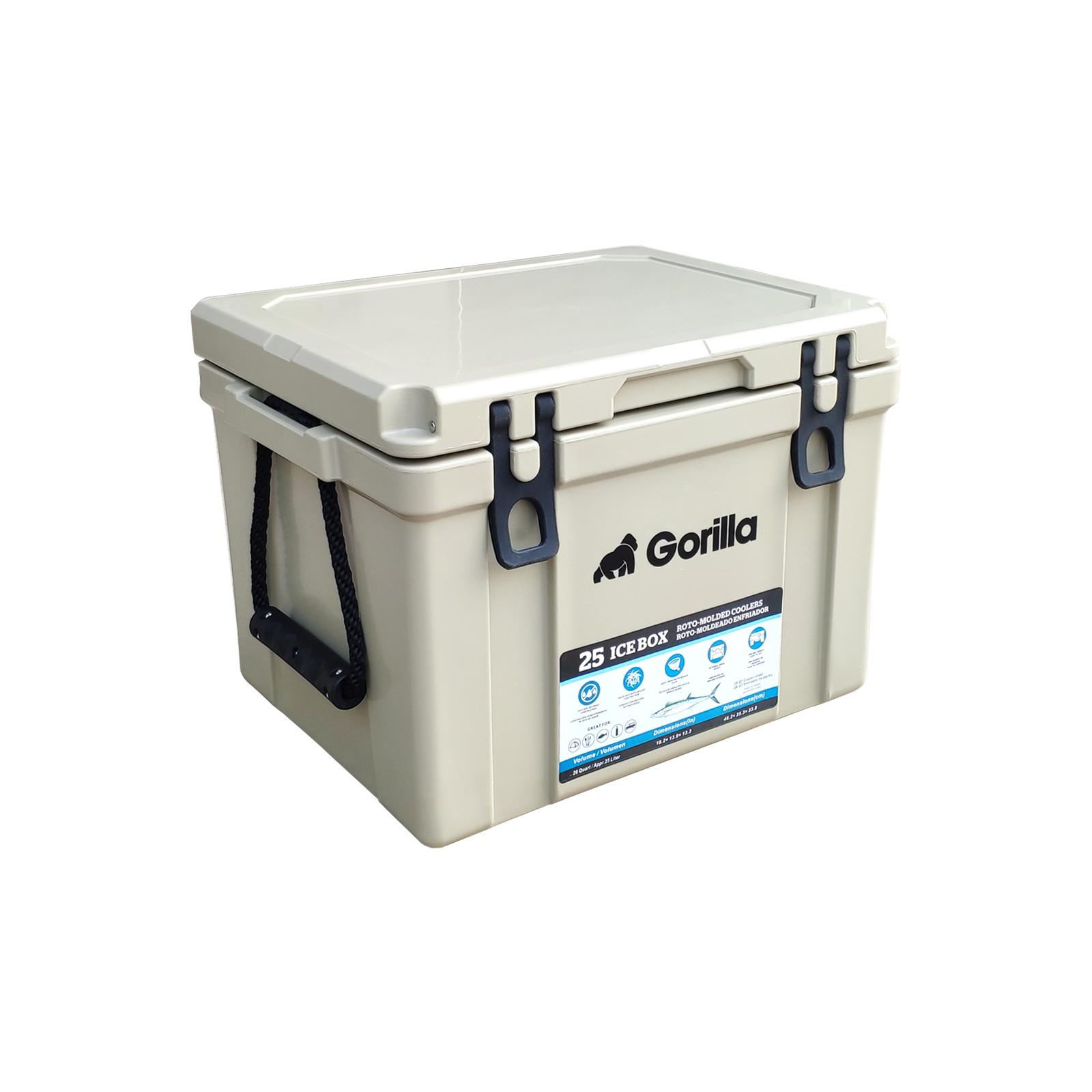 Gorilla: Heavy Duty Ice Box Chilly Bin 25L image