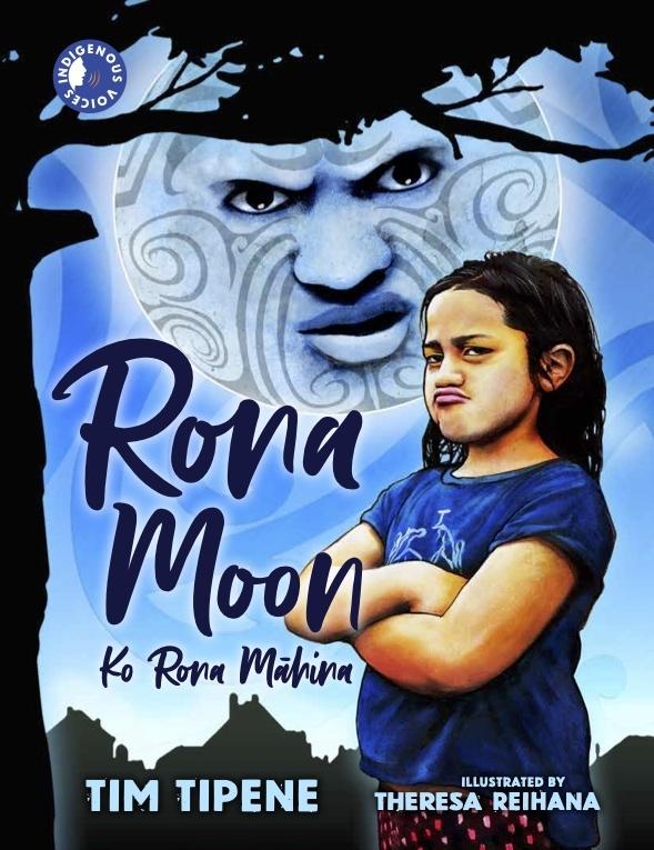 Rona Moon by Tim Tipene