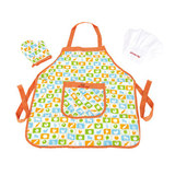 Hape: Chef's Apron & Hat Set for Kids
