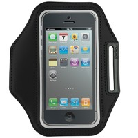 Gecko Sports Armband for iPhone 5/5S (Black)