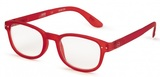 See Concept LetMeSee Style B Glasses - Red (+1 Dioptre)