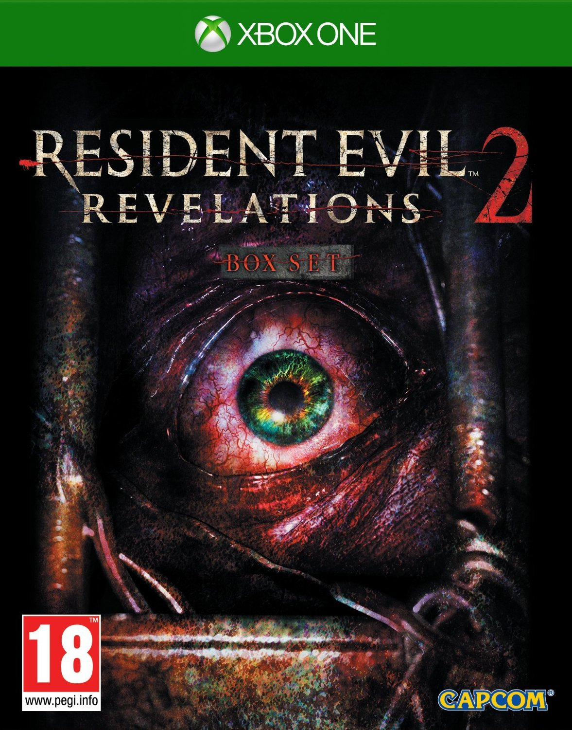 Resident Evil: Revelations 2 for Xbox One image