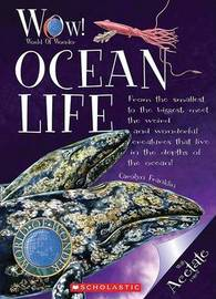 Ocean Life by Carolyn Franklin image