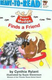 Puppy Mudge Finds a Friend with CD by Cynthia Rylant