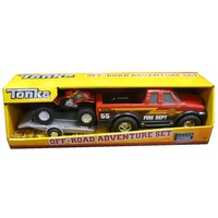 Tonka ATV Off-Road Adventure Set (Red)