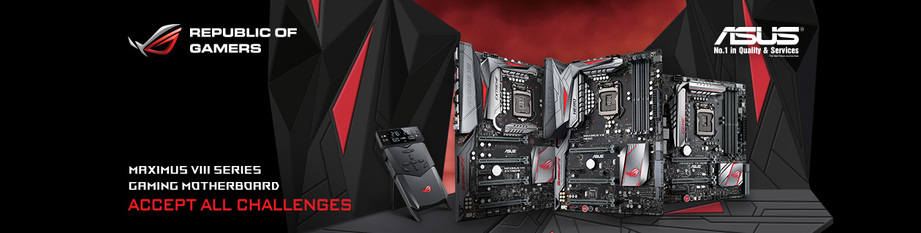 Mighty Asus Motherboards!