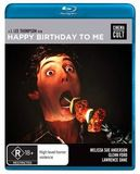 Happy Birthday To Me on Blu-ray
