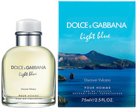 Dolce & Gabbana - Light Blue Discover Vulcano (75ml EDT)