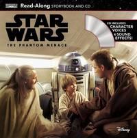 Star Wars: The Phantom Menace Read-Along Storybook and CD by Elizabeth Schaefer