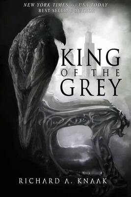 King of the Grey by Richard A Knaak image