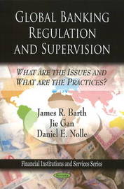 Global Banking Regulation & Supervision by James R. Barth image