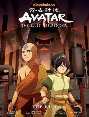 Avatar: The Last Airbender - The Rift by Gene Luen Yang
