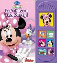 Disney Minnie Mouse Let's Have a Tea Party (Sound Book)