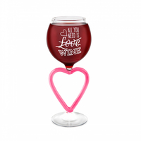 BigMouth Inc: All You Need Is Wine - Novelty Wine Glass