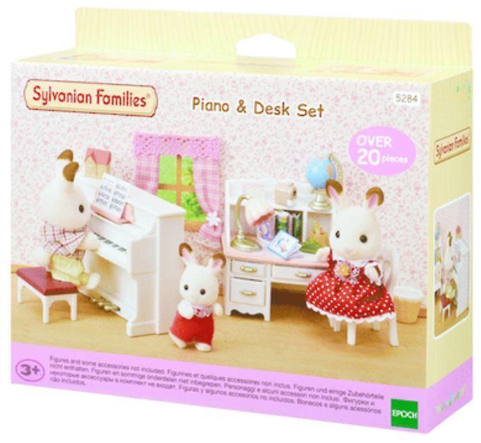 Sylvanian Families: Piano & Desk Set image