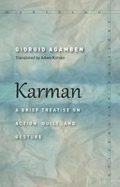 Karman by Giorgio Agamben image