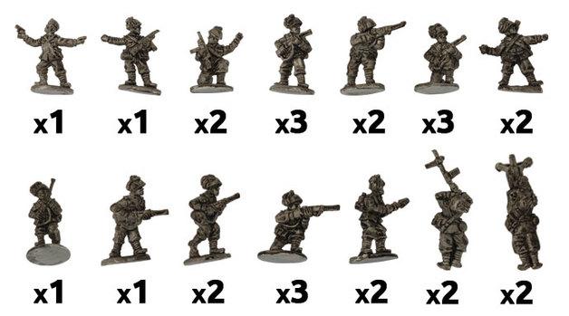 Flames of War: Assault Engineer Platoon