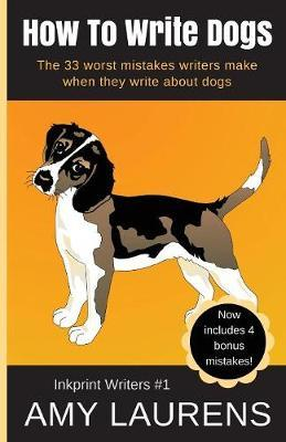 How to Write Dogs by Amy Laurens image