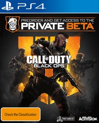 Call of Duty: Black Ops IIII for PS4