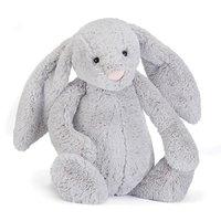 Jellycat Bashful Bunny - Silver ~ Really Big