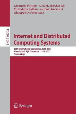 Internet and Distributed Computing Systems image