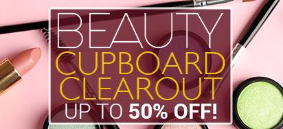 Beauty Cupboard Clearout!