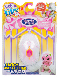 Little Live Pets: Baby Dragon Surprise - Pink