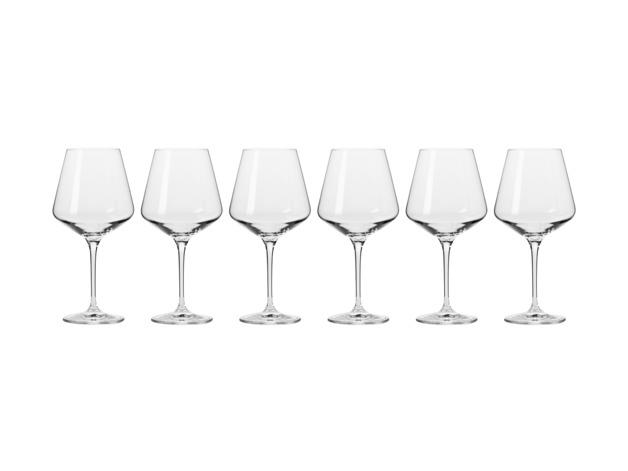 Krosno: Avant-Garde Wine Glass Set of 6 (460ml)
