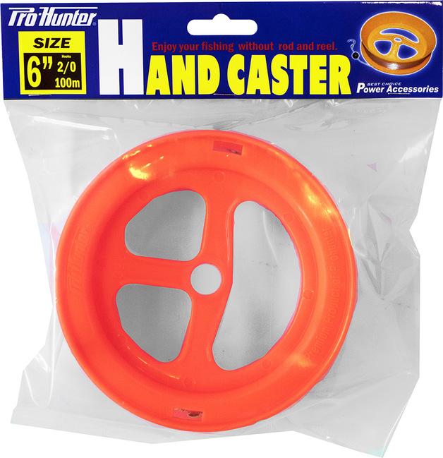 """Pro Hunter Hand Caster 30lb 6"""""""