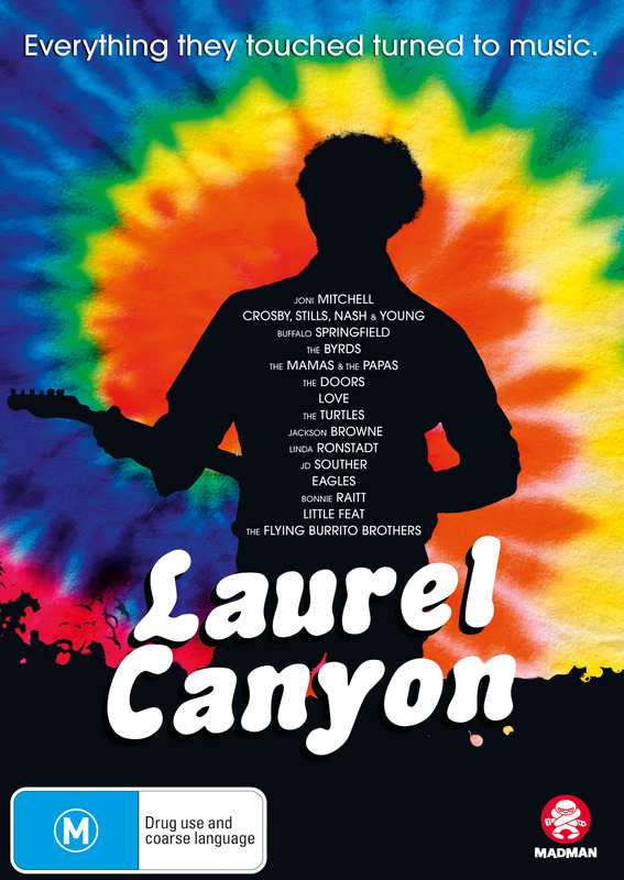 Laurel Canyon on DVD