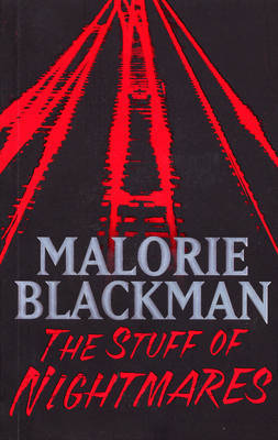 The Stuff of Nightmares by Malorie Blackman image