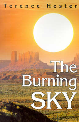 The Burning Sky by Terence Hester image