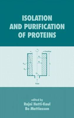 Isolation and Purification of Proteins image
