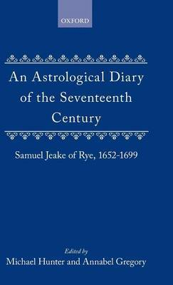 An Astrological Diary of the Seventeenth Century image