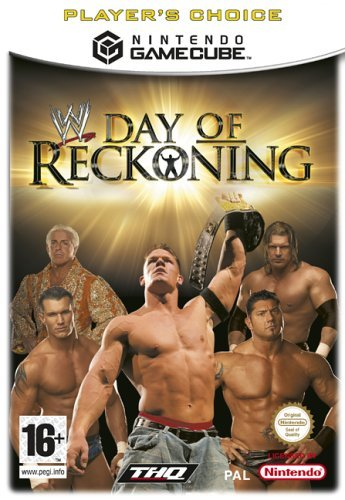 WWE: Day of Reckoning for GameCube