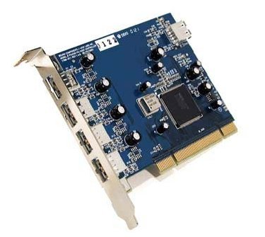 Belkin USB 2.0 5 Port PCI Card