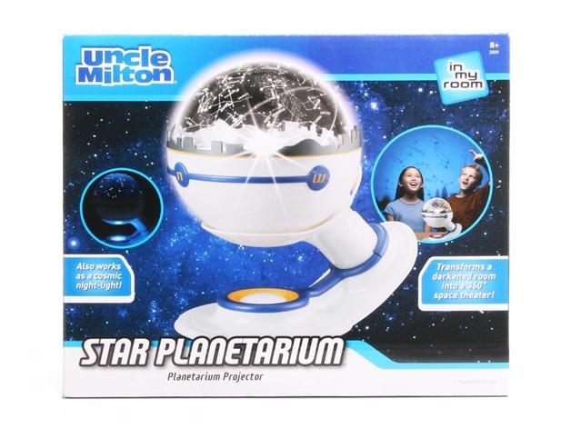 Uncle Milton Star Planetarium Northern Hemisphere Toy