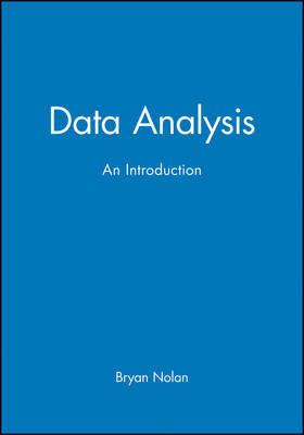 Data Analysis by Bryan Nolan