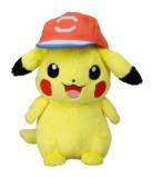 Pokemon: Ash's Pikachu (Alolan Cap Ver.) - Plush