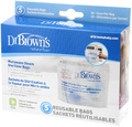 Dr Brown's Microwave Steam Sterilizer Bags - 5 Pack