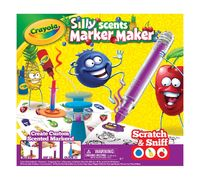 Crayola: Silly Scents - Marker Maker Set