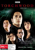 Torchwood - Series 1: Part 3 - Episodes 10-13 (2 Disc Set) on DVD