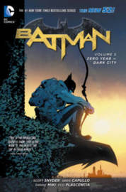 Batman Volume 5: Zero Year - Dark City TP (The New 52) by Scott Snyder