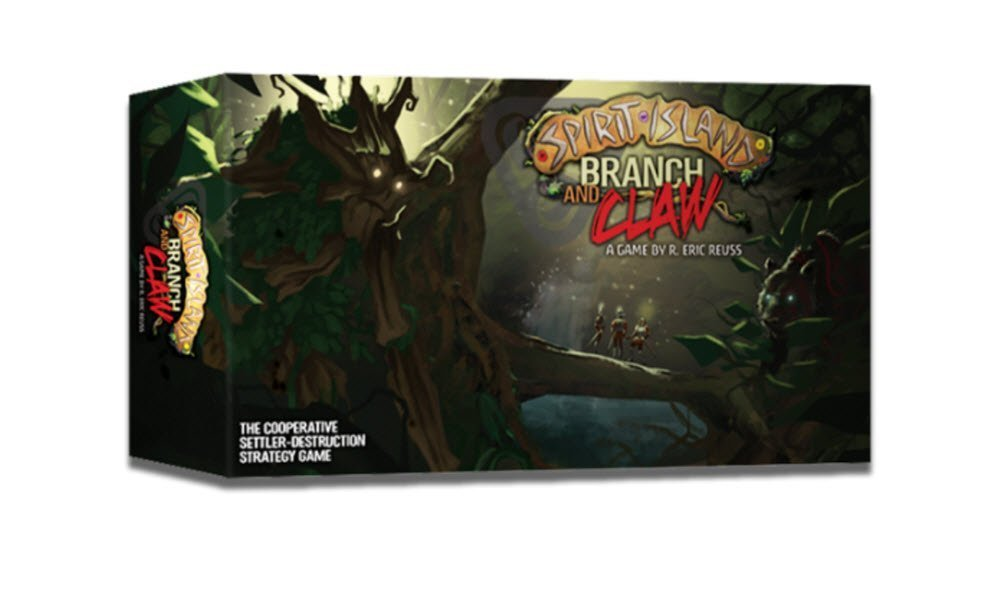 Spirit Island: Branch & Claw Expansion image