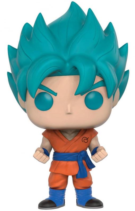Dragon Ball Z - Super Saiyan Blue Goku (SSGSS) Pop! Vinyl Figure
