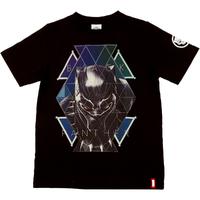 Marvel: Black Panther Geometric - T-Shirt (XL)